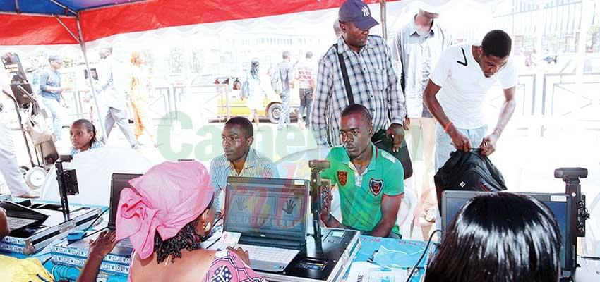 Electoral Registers In Yaounde : Broad-based Measures Embraced
