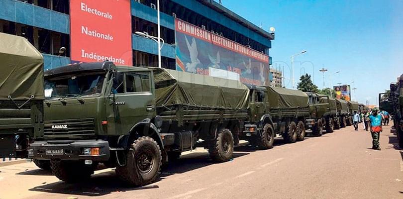 Image : Elections en RDC: la contribution de l'armée