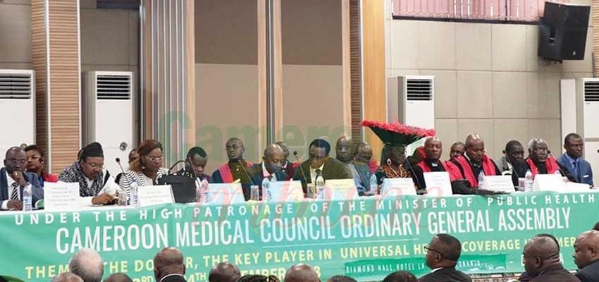 Couverture santé universelle: les contributions de l'Ordre des médecin