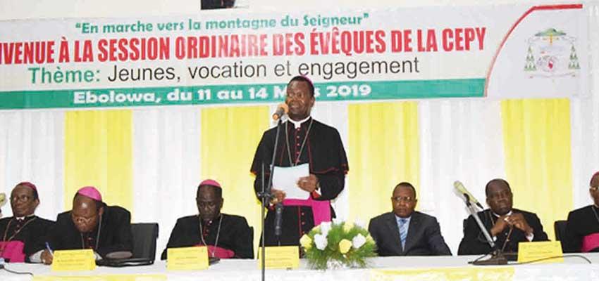 Conférence épiscopale provinciale de Yaoundé: quelle est la place des jeunes dans l'Eglise?