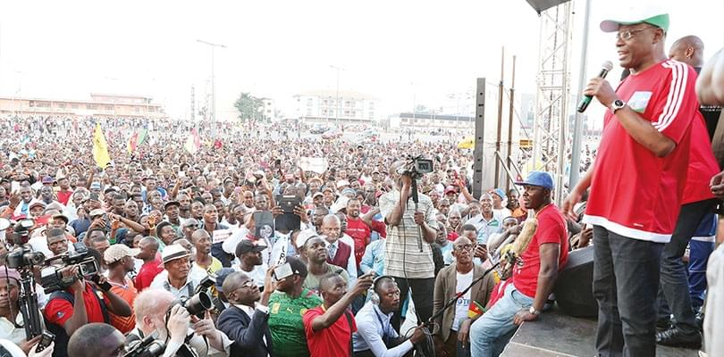 Image : MRC: Kamto Meets Supporters