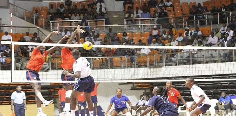 Volley-ball messieurs: on monte au filet ce week-end