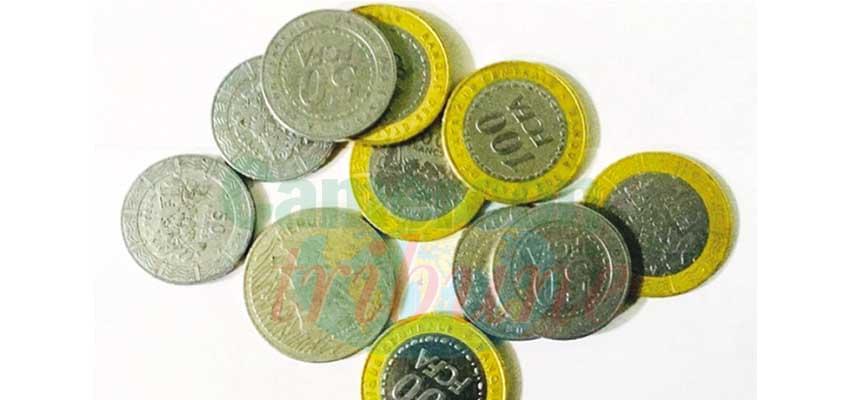 Disponibilité des pièces de monnaie : un léger mieux