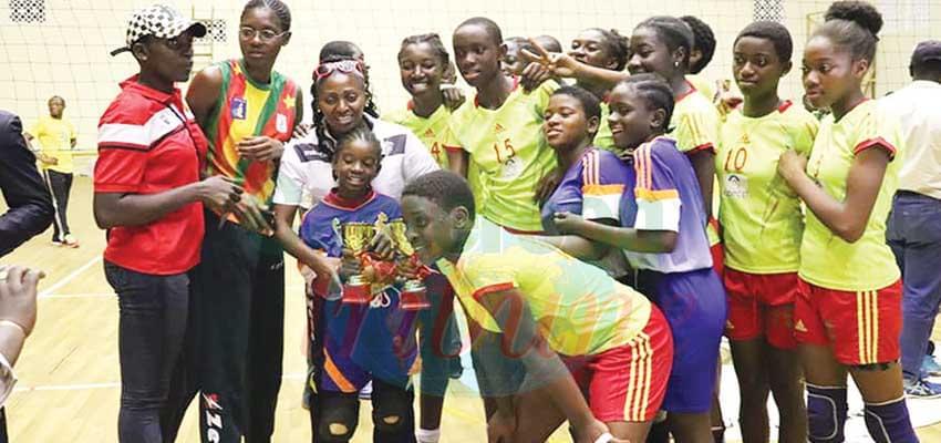 Championnat cadets de volley-ball : une soixantaine de clubs au rendez-vous