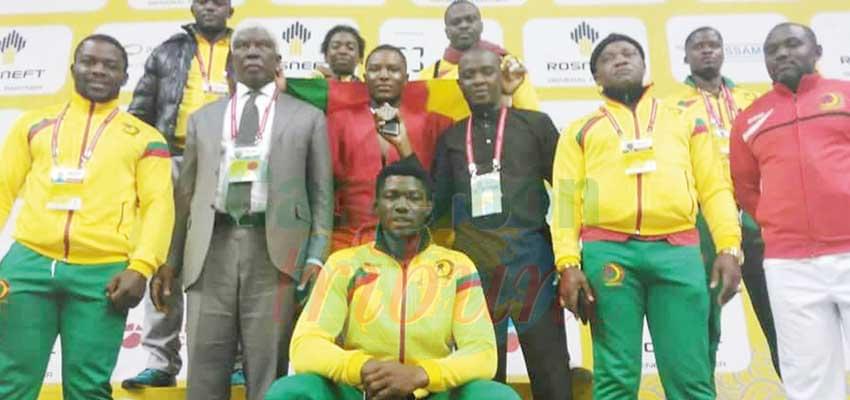 World Sambo Championship : Cameroon Grabs Silver