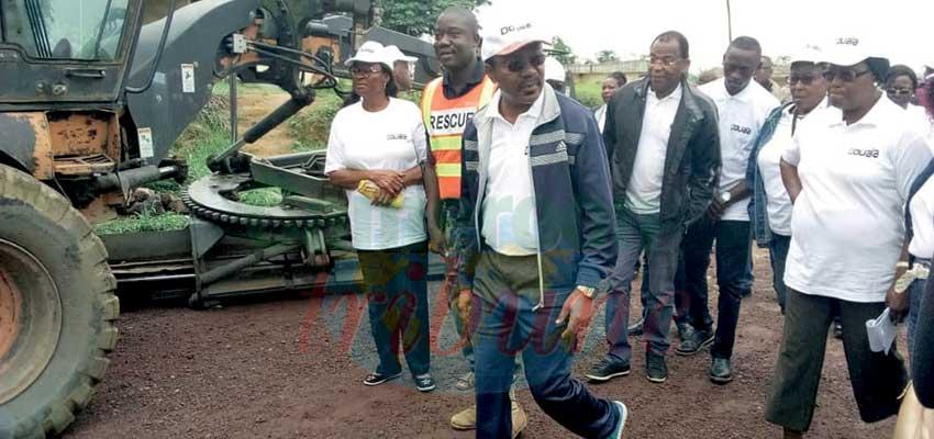 Communauté urbaine de Douala:les grands chantiers évalués