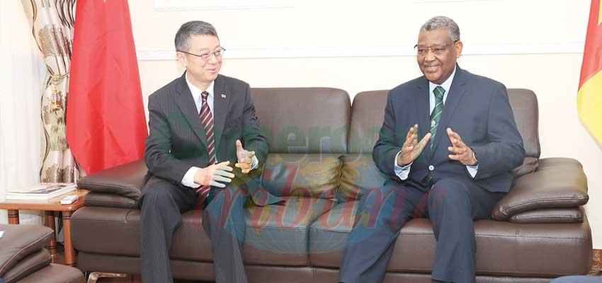 Chine-Cameroun : on resserre les liens