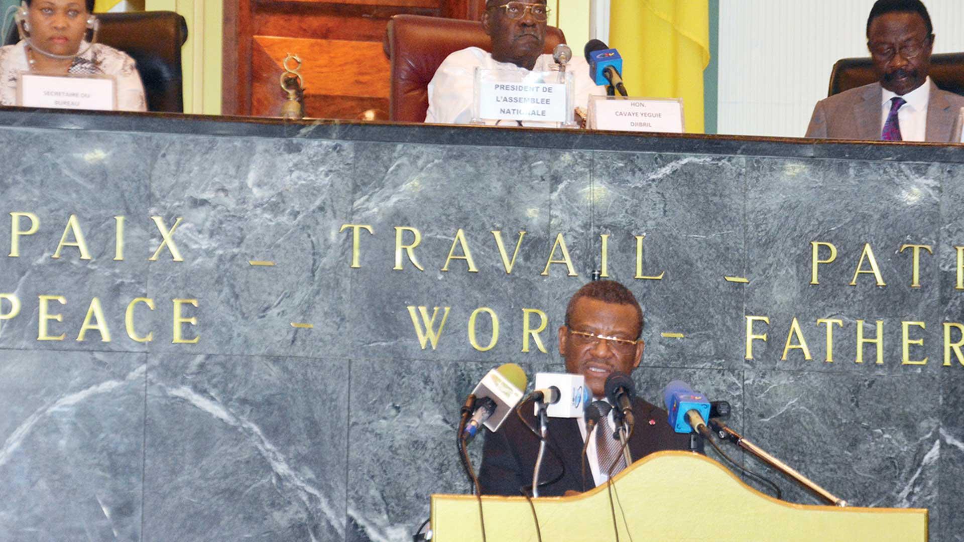 Situation dans le Nord-Ouest et Sud-Ouest: le PM rassure les députés