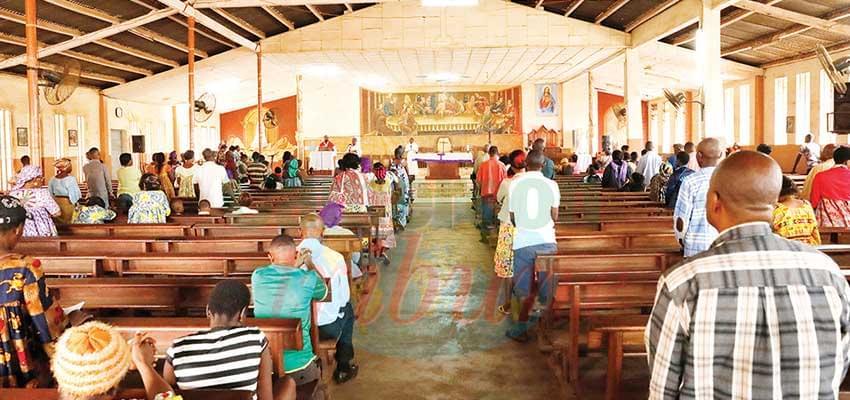 Eglise : cultes virtuels, effectifs limités