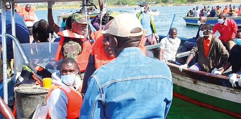 Image : Tanzanie: plus de 200 morts dans le naufrage d'un ferry