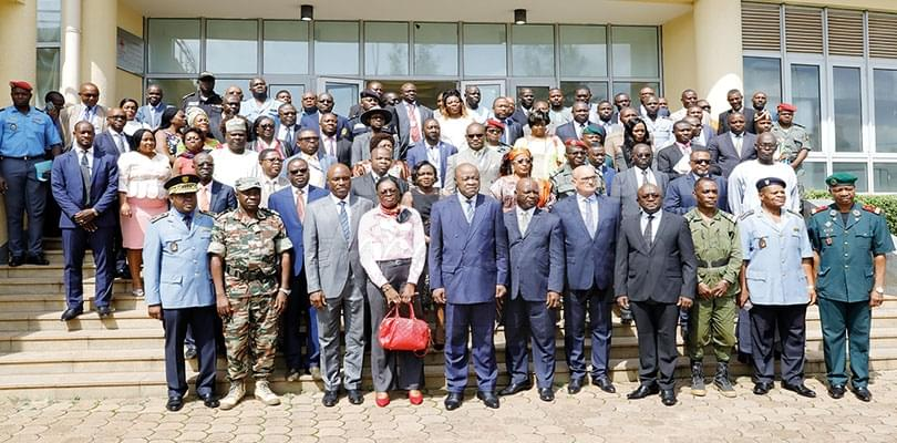 Image : 2019 AFCON: Committee Members Coached On Security Matters