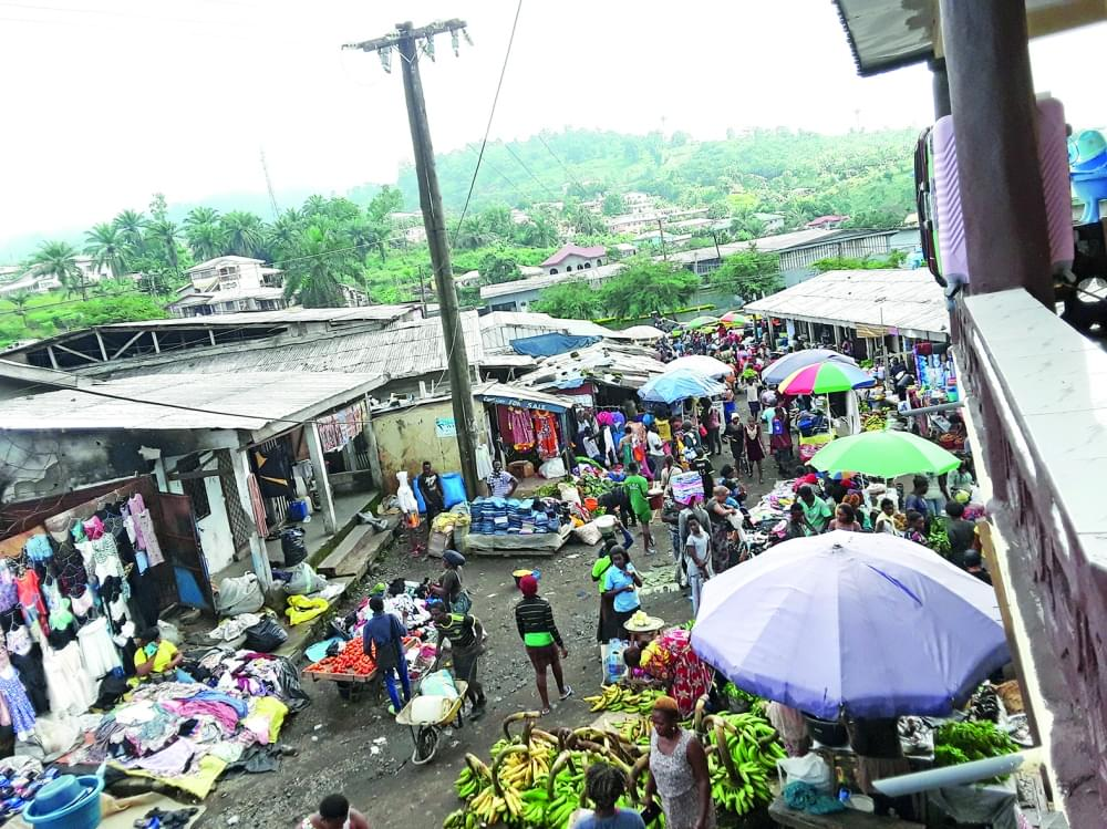 Image : Buea Markets Regain Bustle And Hustle