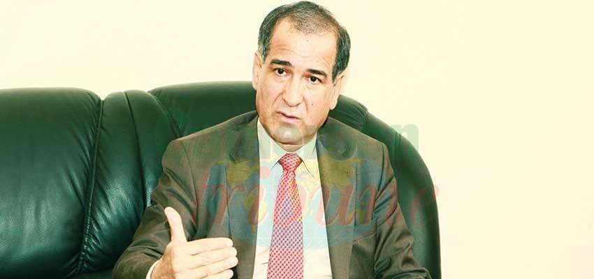 Image : « L'Algérie et le Cameroun sont des pays très importants dans leurs régions respectives »