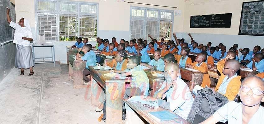 Education : place au deuxième trimestre