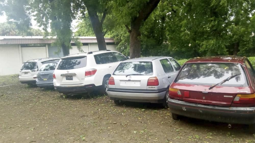 Image : Lutte contre le commerce illicite: 46 véhicules saisis par la douane