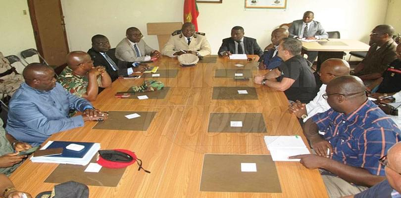 CAF-FIFA Security Inspection: Team Tours South West