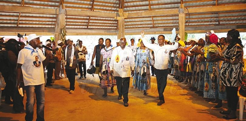 Image : Yaoundé III: afanoyoa veut faire mieux qu'en 2011