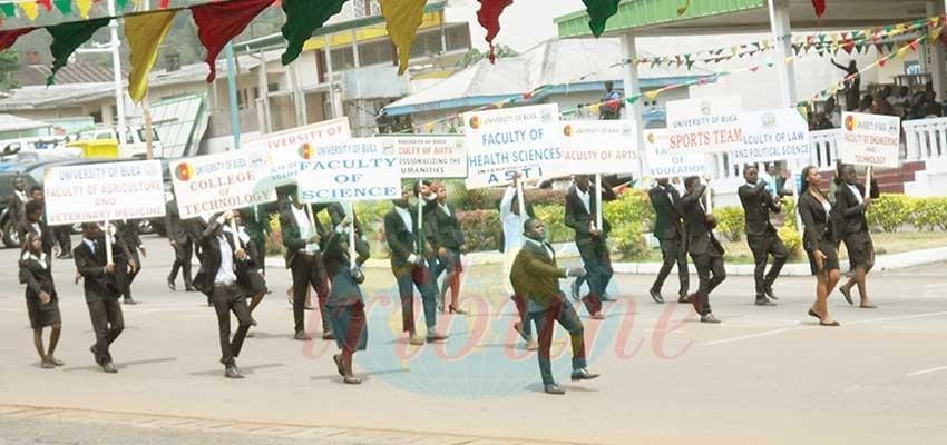 Buea : Youth Stage Impressive Turnout