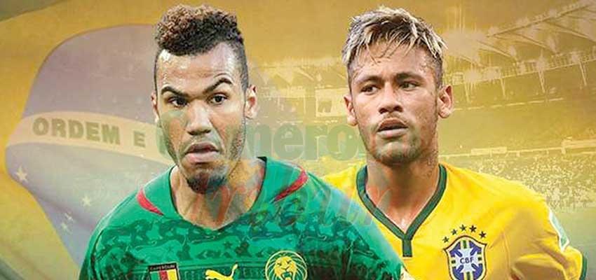 Image : Lions indomptables: retrouvailles avec le Brésil