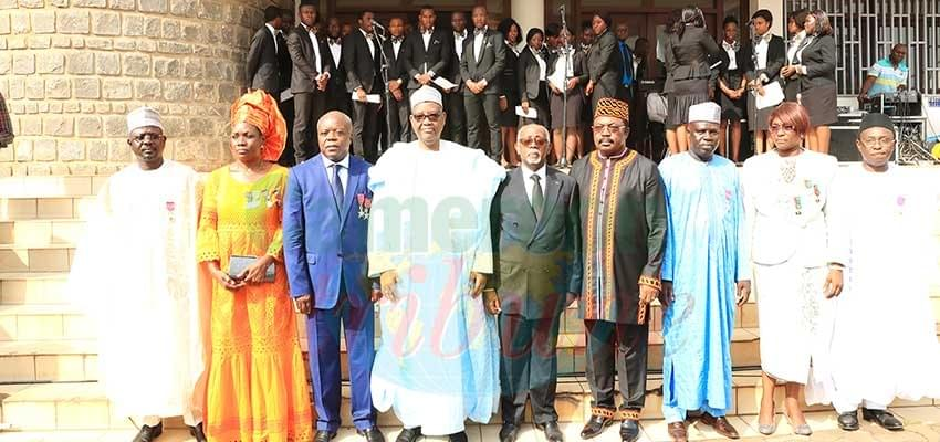 Image : MINREX : Diplomatic Successes Celebrated