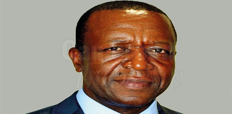 Image : Victor Tchatchouwo, ambassadeur du Cameroun en Turquie