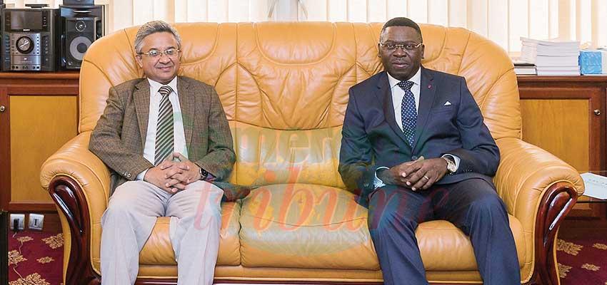 Image : Yaoundé: vers l'ouverture d'un haut-commissariat indien