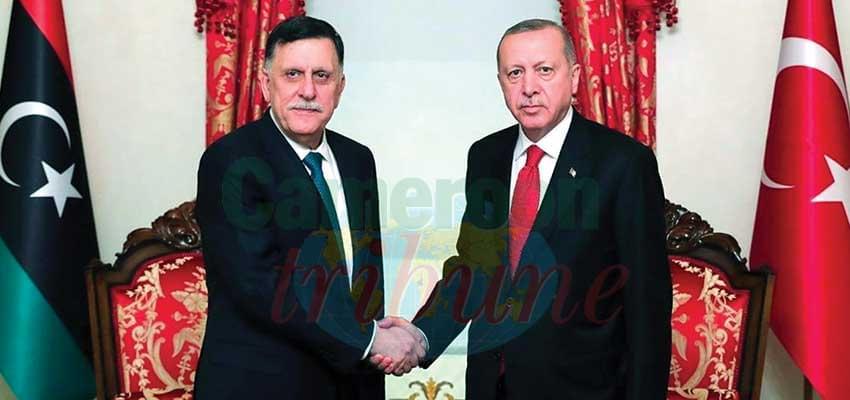 El-Serraj-Erdogan : un soutien mal vu par la communauté internationale