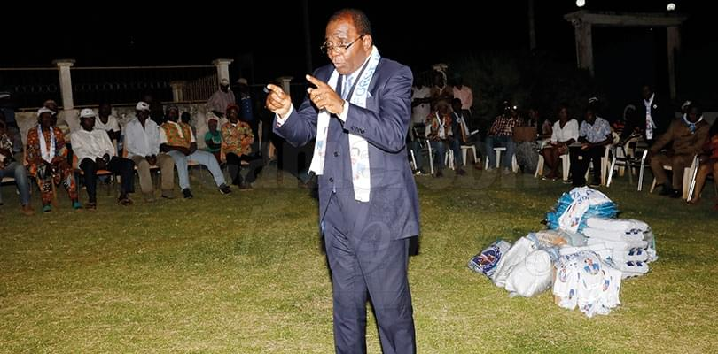 Image : RDPC-Mfoundi III: des gadgets pour Afanoyoa