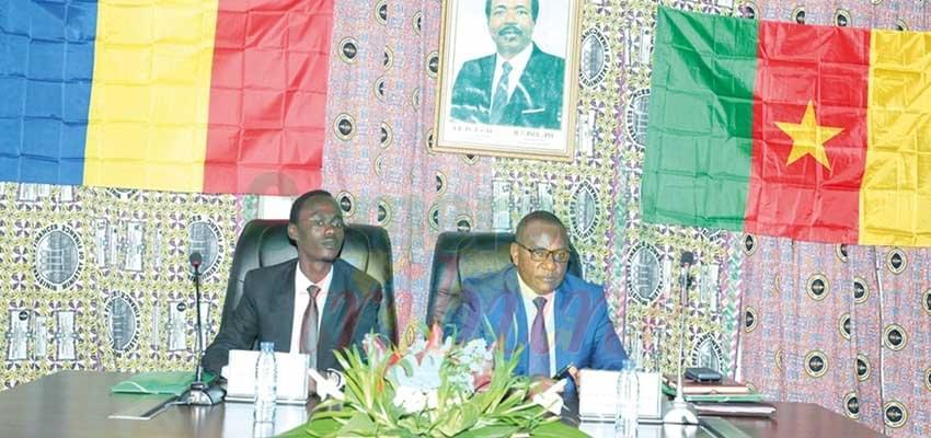 Image : Douanes : le Tchad reste au Cameroun