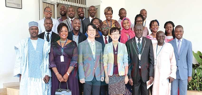 Image : Aide publique au développement: 33 Camerounais outillés à la gestion