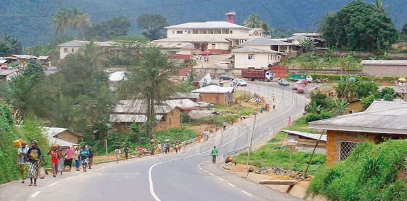 Image : Bamenda- Ekok Trans-African Road: Milestones In Boosting Communication And Trade