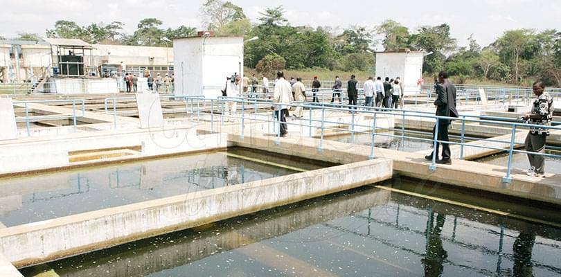 Image : Réhabilitation de la station d'Akomnyada: du renfort pour Yaoundé