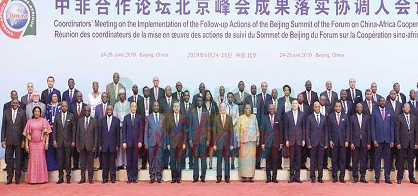 La Chine et l'Afrique déterminées pour un partenariat gagnant-gagnant