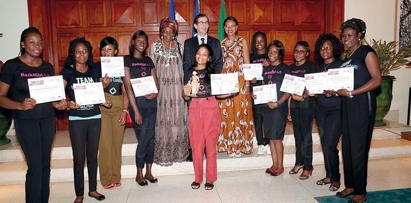 Image : Promotion des jeunes filles dans les TIC: le mentorat porte des fruits