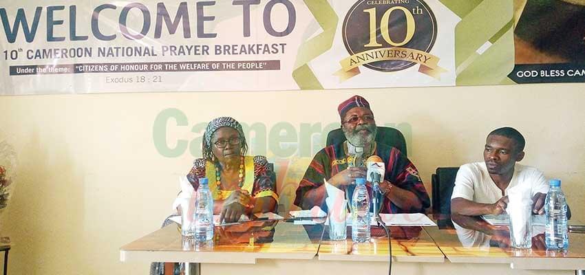 Matinées nationales de prières pour le Cameroun : la 10e édition lancée