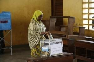 Image : Une élection inclusive
