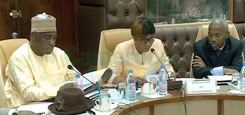 Image : Social Affairs: FCFA 9.474 Billion Draft Budget Defended