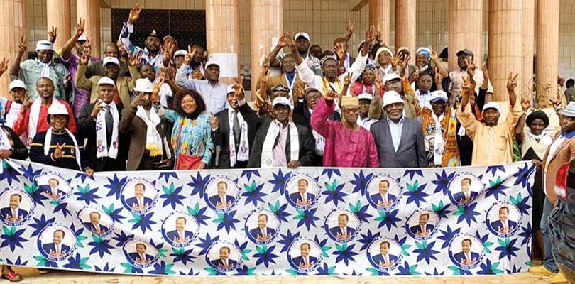 Bana:  levée de fonds pour le RDPC