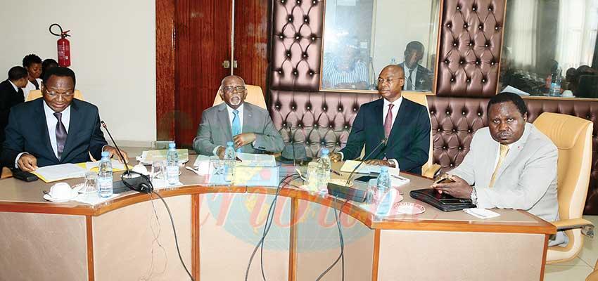 Cameroon - Vietnam: Visa Exemption Bill Examined  Emmanuel KENDEMEH Sénat