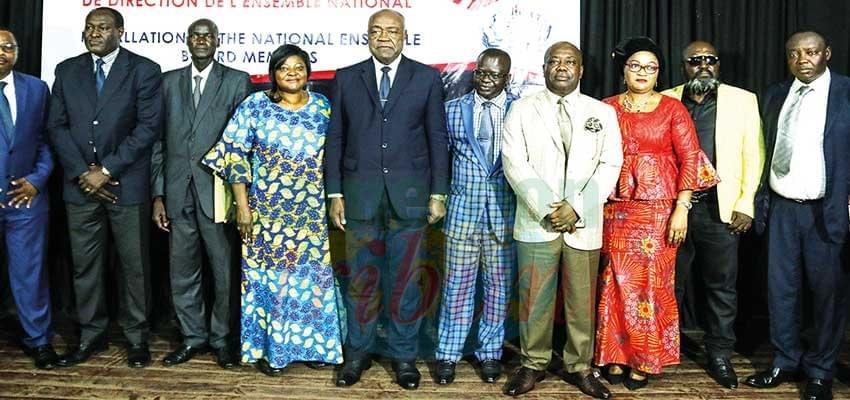 Ensemble national: redonner leurs lettres de noblesse