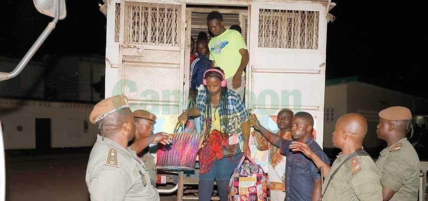 Tribunal militaire de Yaoundé: plus de 100 personnes élargies
