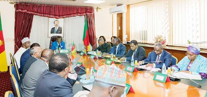 Combating Coronavirus : Cameroon Strengthens Synergy, Measures