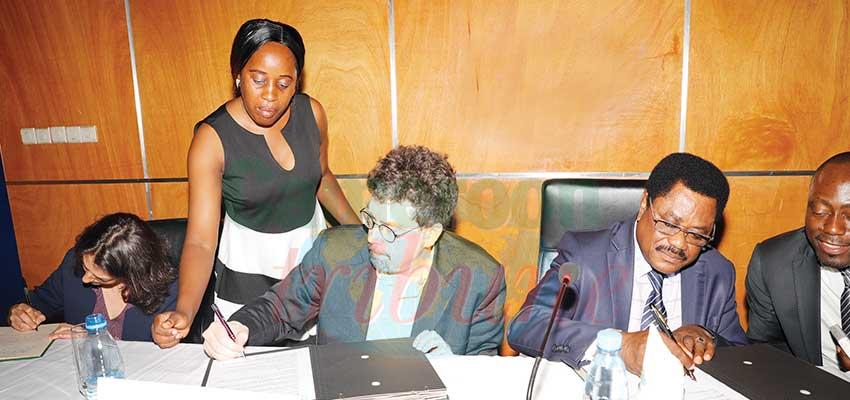 Les responsables des institutions universitaires se sont engagés à respecter les termes du contrat