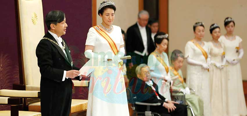 Japan: New Emperor Naruhito Takes Command