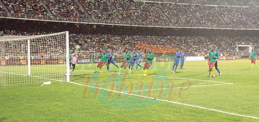 Eliminatoires CAN 2021 : le Cameroun dompte le Rwanda