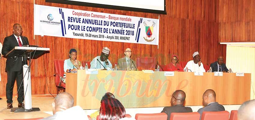 Image : Coopération Cameroun - Banque Mondiale: les projets au scanner