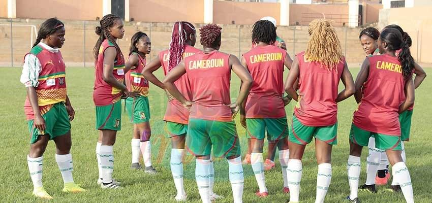 Image : 2018 WAFCON: Indomitable Lionesses Are in Accra