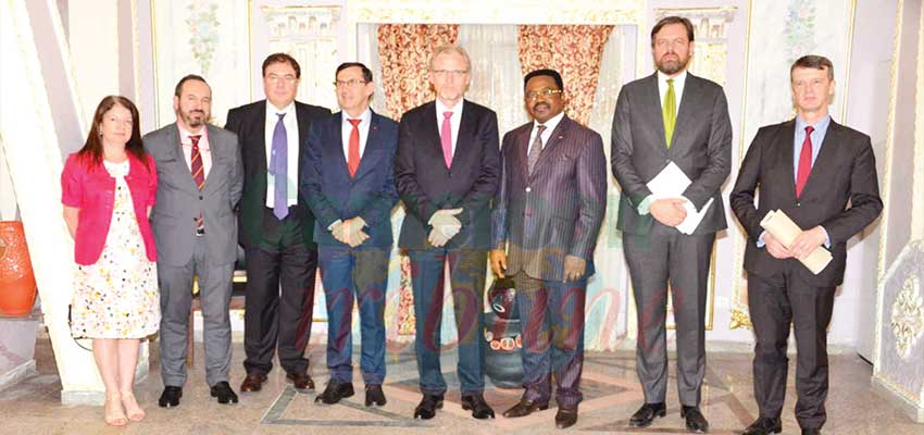 MINREX: Cameroon's Socio-political Situation Discussed