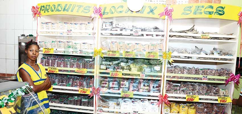 Supermarchés: les produits locaux se font une place