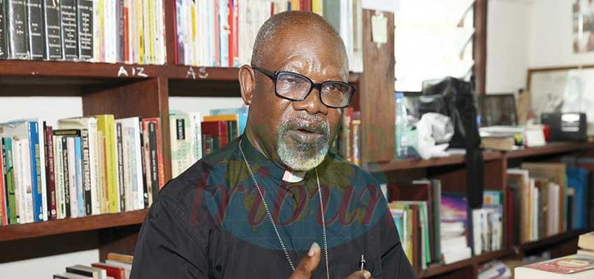 """Rev. Dr. Nyansako-Ni-Nku """"To win over confidence, government should not promise what it cannot deliver and should deliver promptly all that it promises."""